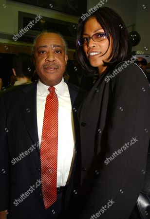 The Rev. Al Sharpton, left, and Malcolm X's daughter, Ilyasah Shabazz, arrive at the Schomberg Center for Research in Black Culture to commemorate the 40th anniversary of Malcolm X's death and to pay special tribute to the late Ossie Davis, in New York's Harlem neighborhood. Ossie Davis was a personal friend of Malcolm X and delivered his eulogy on February 27, 1965. The event also marked the debut of director Spike Lee's new two-disc special edition dvd of the film 'Malcolm X
