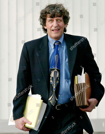 WALLACE Creekmore Wallace, one of the defense attorneys for convicted Oklahoma City bombing conspirator Terry Nichols, arrives at the courthouse in McAlester, Okla., for the penalty phase of Nichols' state murder trial