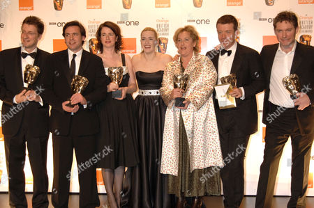 Editorial picture of The Orange British Academy Film Awards press room at the Royal Opera House, London, Britain - 11 Feb 2007