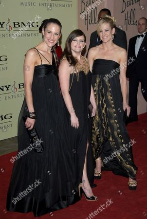 The Dixie Chicks Natalie Maines, Martie Maguire and Emily Robiso