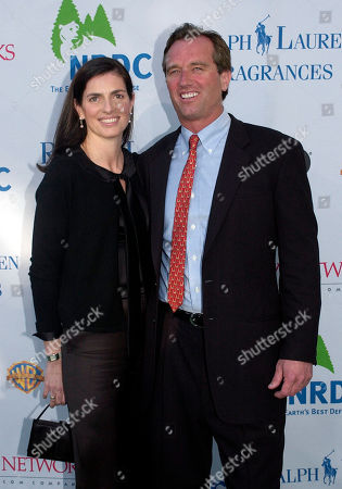 Robert F. Kennedy, Mary Richardson Kennedy Robert F. Kennedy Jr., right, and his wife Mary Richardson Kennedy arrive at the Natural Resources Defense Council, or N.R.D.C., fundraiser in Los Angeles. An attorney on said Mary Kennedy has been found dead on Robert F. Kennedy Jr.'s property in Bedford, N.Y