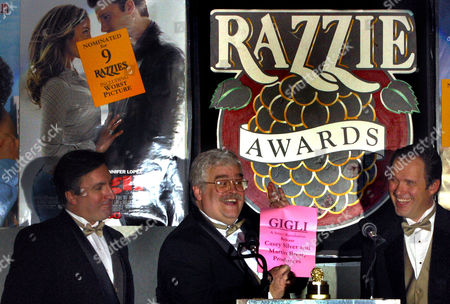 Editorial picture of FILM RAZZIES, SANTA MONICA, USA