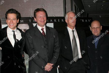 Ioan Gruffudd, Steven Knight, Michael Apted, Edward R Pressman