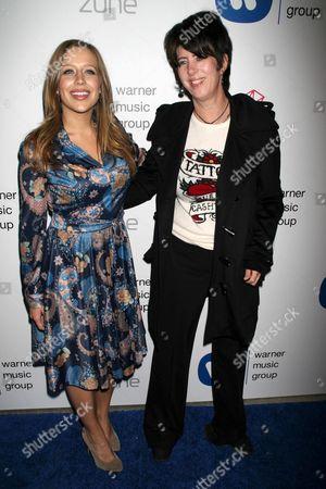 Jessie Collins and Diane Warren