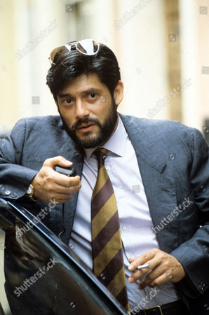 Georges Corraface in 'Inspector Morse' - 1992