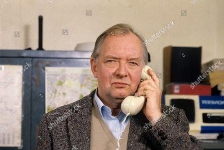 David Ryall in 'Inspector Morse' - 1990