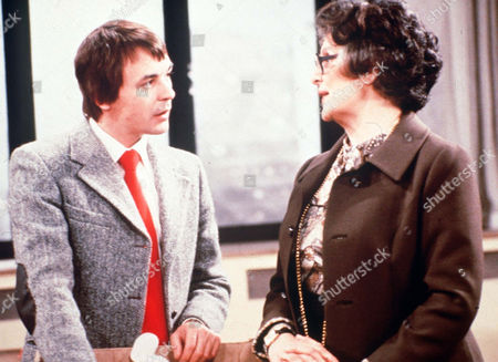 Barry Evans in 'Mind Your Language' - 1978