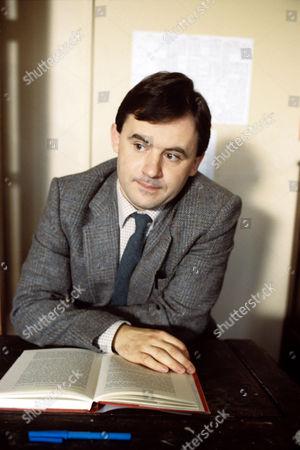 Nick Wilton in 'Hardwicke House' - 1987