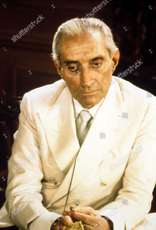 Stock Image of Vladek Sheybal in 'Lord Mountbatten The Last Viceroy' - 1985