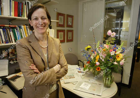 "APPLEBAUM Anne Applebaum poses for a photograph at her office at the Washington Post after being awarded the Pulitzer Prize for general nonfiction for her book ""Gulag: A History"