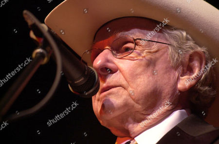 STANLEY Ralph Stanley performs a benefit concert to raise money for the Ralph Stanley Museum and the Traditional Mountain Music Center, at the Jetty Baker Center in Clintwood, Va