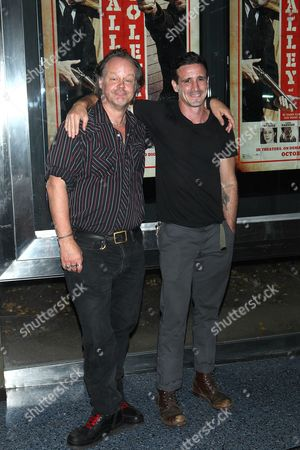 Larry Fessenden and James Ransone