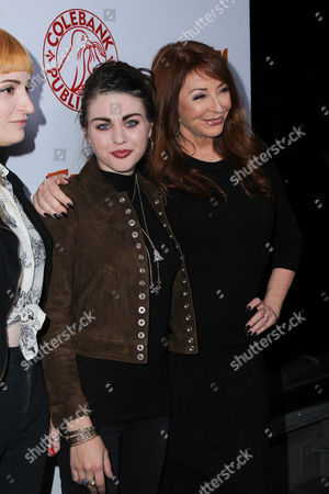 Cassandra Peterson, Frances Bean Cobain