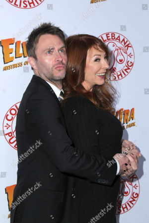 Chris Hardwick, Cassandra Peterson