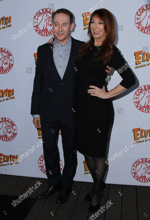 Editorial image of 'Elvira, Mistress Of The Dark' book launch party, Los Angeles, USA - 18 Oct 2016