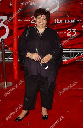 Editorial photo of 'The Number 23' film premiere, Los Angeles, America - 13 Feb 2007