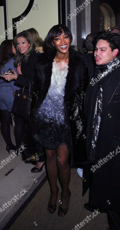 Naomi Campbell and Prince Haji Abdul Azim