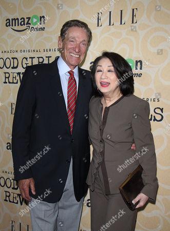 Maury Povich, Connie Chung
