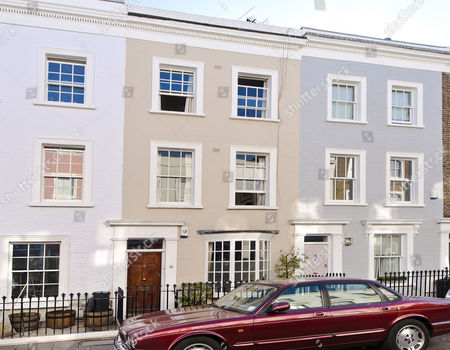 Editorial image of Sale of P.D James' former home, London, UK - Oct 2016
