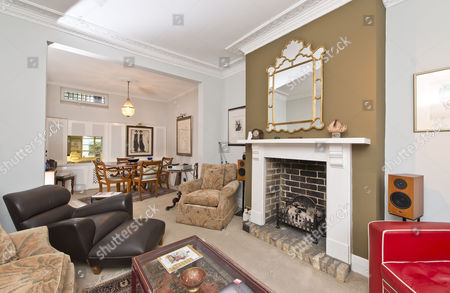 Editorial photo of Sale of P.D James' former home, London, UK - Oct 2016