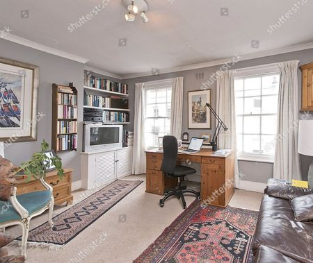Stock Picture of Former home of author PD James