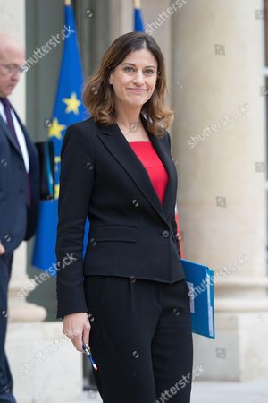 Juliette Meadel, French Junior Minister for Victim Assistance