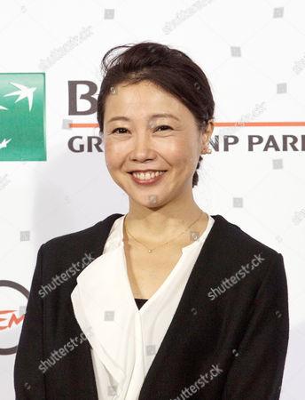 Stock Image of Miwa Nishikawa