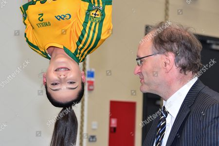 Education Minister for Northern Ireland Peter Weir