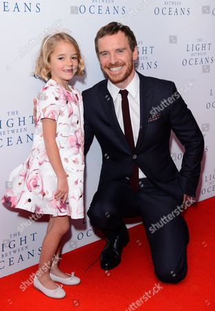 Editorial photo of 'The Light Between Oceans' film premiere, London, UK - 19 Oct 2016