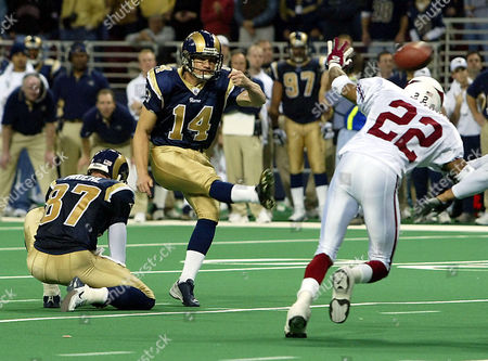 Editorial picture of CARDINALS RAMS, ST. LOUIS, USA