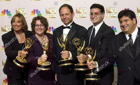 Editorial image of EMMYS, LOS ANGELES, USA