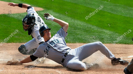 Editorial photo of MARINERS WHITE SOX, CHICAGO, USA