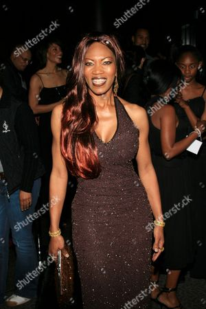 Editorial picture of 17th NAACP Theatre Awards, Hollywood, America - 19. Feb 2007
