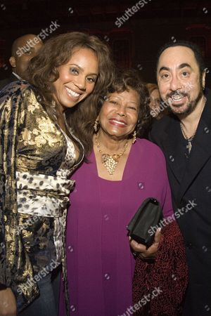 Editorial image of David Gest's Allstar Extravaganza party to celebrate the release of his autobiography 'Simply The Best' and his forthcoming TV series 'The David Gest Show', Los Angeles, America - 20 Feb 2007