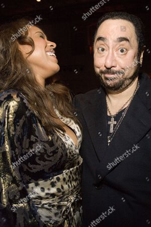 Editorial photo of David Gest's Allstar Extravaganza party to celebrate the release of his autobiography 'Simply The Best' and his forthcoming TV series 'The David Gest Show', Los Angeles, America - 20 Feb 2007