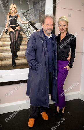 Mike Figgis and Tamara Beckwith