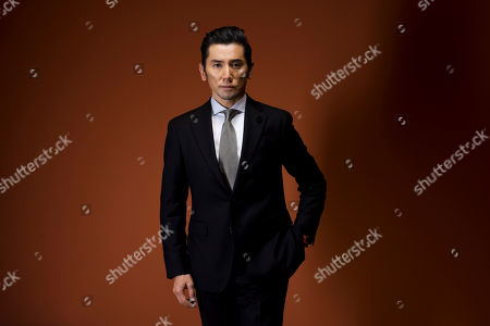 Editorial picture of Italy Film Festival Nagai Iiwake Portraits, Rome, Italy - 18 Oct 2016