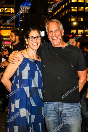 Editorial image of 'Love, Love, Love' Off-Broadway Opening Night, Laura Pels Theatre, New York, USA - 19 Oct 2016