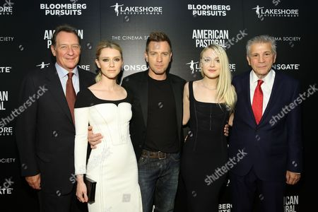 Editorial image of 'American Pastoral' film screening, New York, USA - 19 Oct 2016
