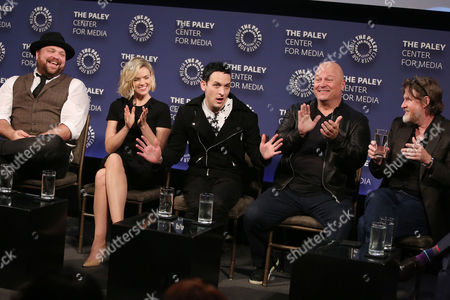 Drew Powell, Erin Richards, Robin Lord Taylor, Michael Chiklis, Donal Logue