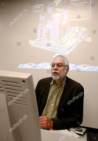 Editorial image of ATARI BUSHNELL, SALT LAKE CITY, USA