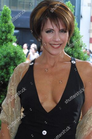 """PINTER Colleen Zenk Pinter, who plays Barbara Ryan in CBS's """"As The World Turns,"""" arrives at the 29th Annual Daytime Emmy Awards in New York. Pinter is nominated for a Daytime Emmy in the """"Outstanding Lead Actress in a Drama Series"""" category"""
