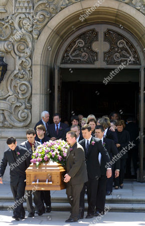 Editorial image of URICH MEMORIAL, LOS ANGELES, USA