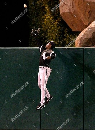 Editorial picture of WHITE SOX ANGELS, ANAHEIM, USA