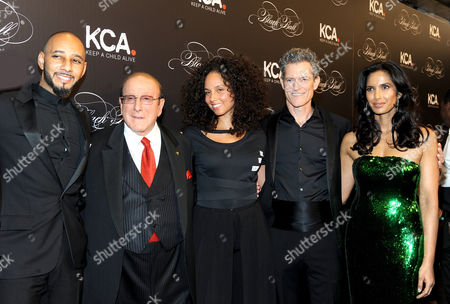 Editorial picture of Keep a Child Alive's 13th Annual Black Ball to honor Clive Davis and Celebrate the Spirit of 80's activism, New York, USA - 19 Oct 2016