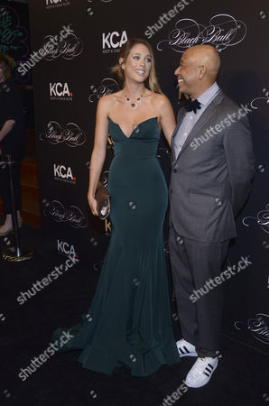 Genevieve Barker, Russell Simmons