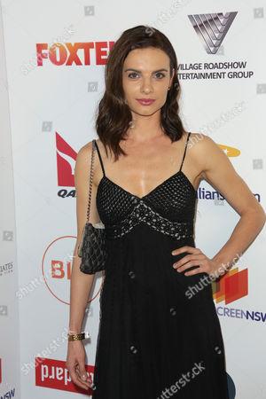 Editorial image of Australians in Film Gala, Los Angeles, USA - 19 Oct 2016