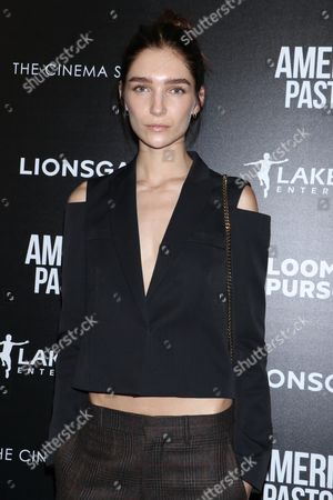 Editorial picture of 'American Pastoral' film screening, New York, USA - 19 Oct 2016