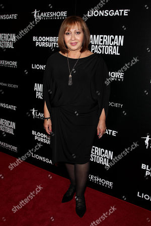 """Editorial picture of Lionsgate and Lakeshore Entertainment With Bloomberg Pursuits Host A Screening Of """"American Pastoral"""", New York, USA - 19 Oct 2016"""