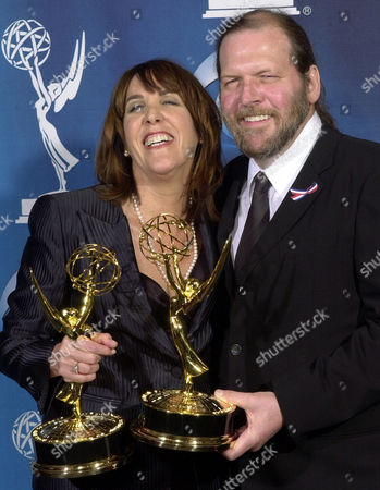 Editorial photo of EMMYS, LOS ANGELES, USA